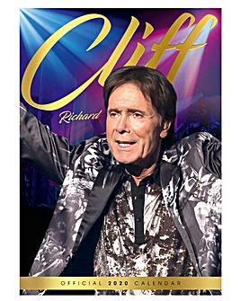 Cliff Richard A3 Calendar