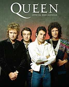 Queen A3 Calendar