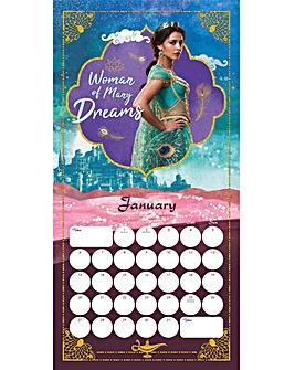 Aladdin Square Calendar