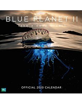 BBC Blue Planet Square Calendar