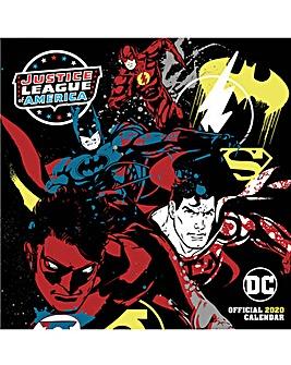 DC Comics Square Calendar