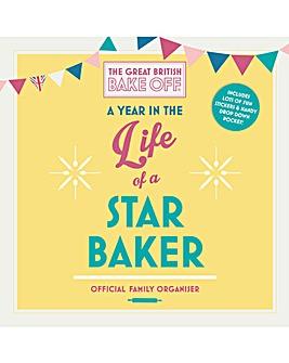 Great British Bake Off Family Organiser