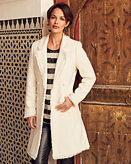 Joanna Hope Boucle Jacket