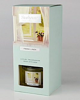 Starlytes Fresh Linen Diffuser