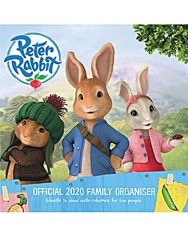 Peter Rabbit Family Organiser