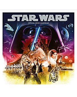 Star Wars Classic Square Calendar