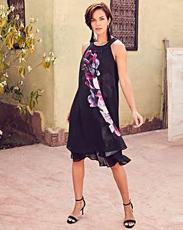 161fd5351518 Joanna Hope Print Swing Dress