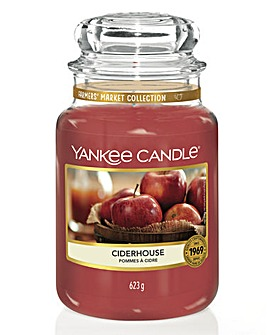 Yankee Candle Ciderhouse Large Jar
