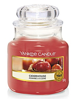 Yankee Candle Ciderhouse Small Jar