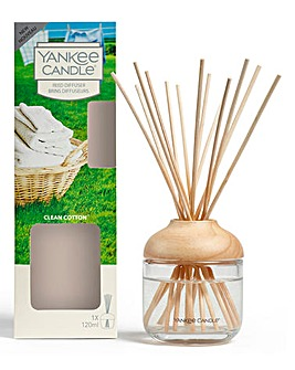 Yankee Candle Clean Cotton Reed Diffuser