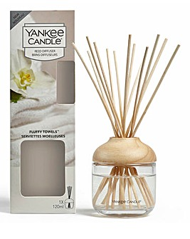 Yankee Candle Fluffy Towels Reeds