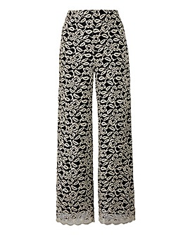 Joanna Hope Lace Trousers Petite