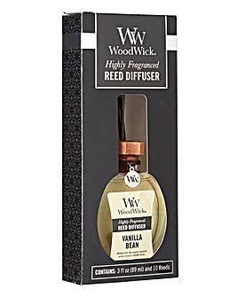 Woodwick 3oz Vanilla Bean Reed Diffuser