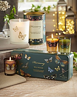 Wax Lyrical Harmony Candle in Gift Tin