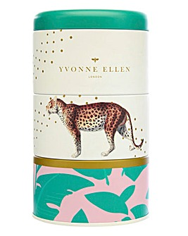 Yvonne Ellen Vintage Palm Candle Tins