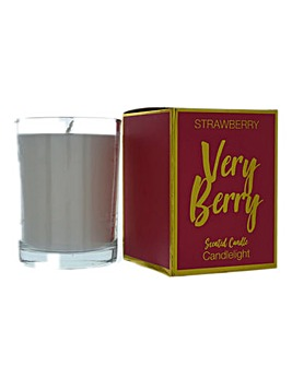 Very Berry Gift Boxed Candle
