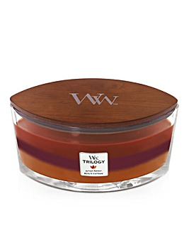 Woodwick Autumn Harvest Trilogy Ellipse