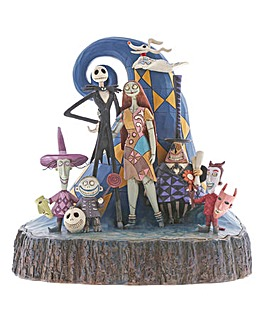 Nightmare before Christmas Figure