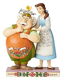 Belle & Maurice Figurine
