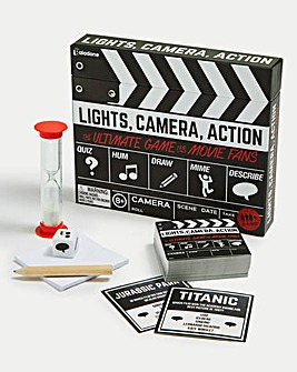 Lights Camera Action Game