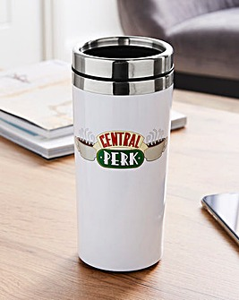 Friends Central Perks Travel Mug