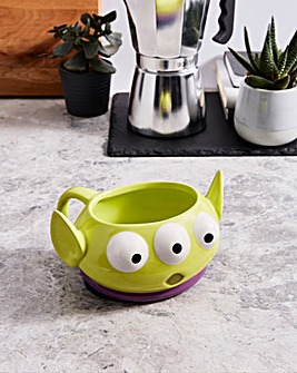 Toy Story Alien Shaped Mug