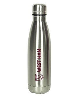 Football Double Walled Water Bottle