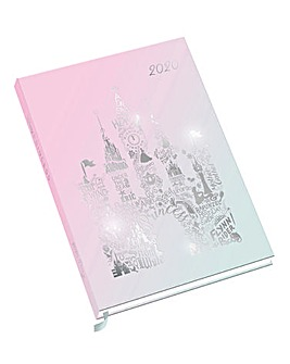 Disney Princess A5 Diary