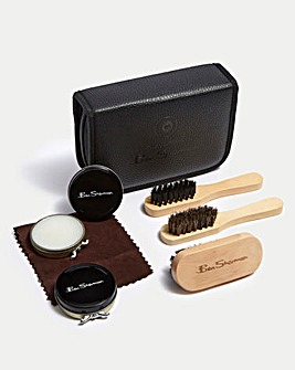 Ben Sherman Shoe Shine Set