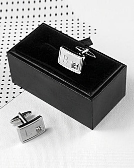 Personalised Silver Cufflinks
