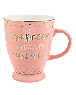 Sass & Belle Prosecco Party Mug