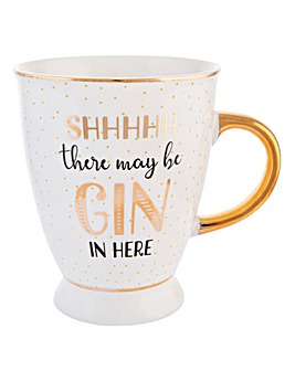Sass & Belle Secret Gin Time Mug