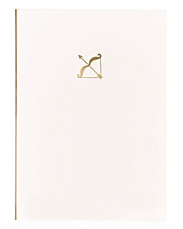 Personalised Zodiac Sign Notebook