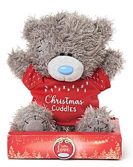 Me to You Christmas Cuddles Plush