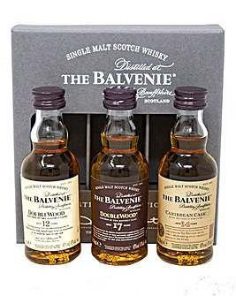 Balvenie Single Malt Whisky Collection