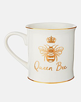 Sass & Belle Queen Bee Mug