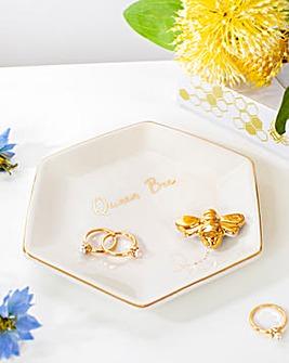 Sass & Belle Queen Bee Trinket Dish