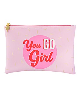 Sass & Belle Girl Power Pouch