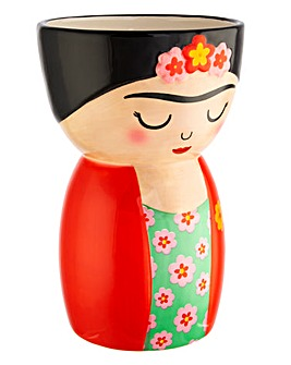 Sass & Belle Frida Shaped Vase