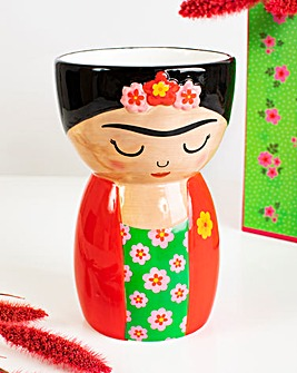 Sass & Belle Frida Boho Fiesta Shaped Vase