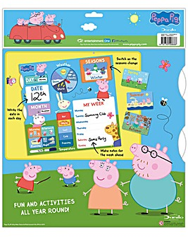 Peppa Pig My First Calendar