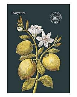 RBG Botanical A5 Garden Diary