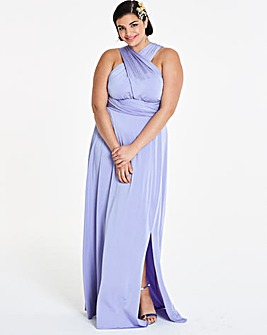 Joanna Hope Lilac Multi Way Maxi Dress