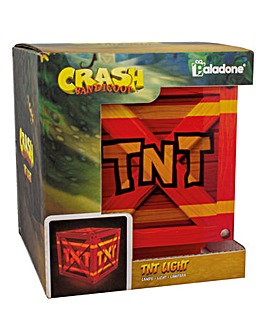 Crash Bandicoot TNT Crate Light