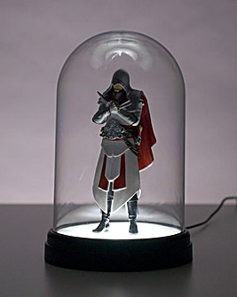 Assassins Creed Bell Jar Light