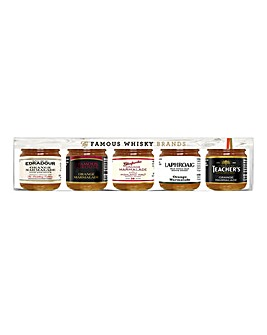Whisky Marmalade Tasting Collection