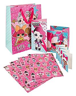LOL Gift Wrap Bundle