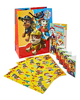 Paw Patrol Gift Wrap Bundle