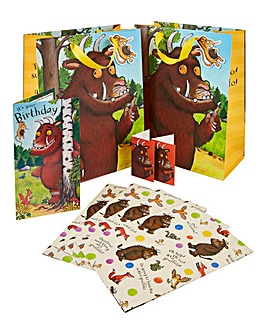Gruffalo Gift Wrap Bundle