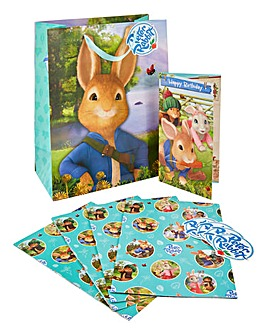 Peter Rabbit Gift Wrap Bundle